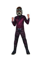 Rubies - Domestic Rubie's Costume Guardians Of The Galaxy Vol. 2 Star-lord Costume Multicolor Small