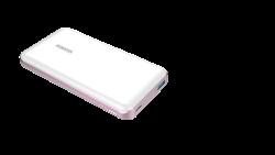 Romoss Eternity Pro 10000mAH Power Bank in White & Pink
