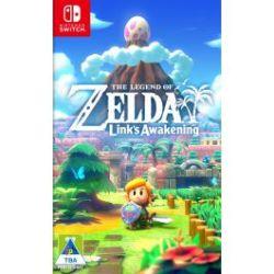 Nintendo Ns The Legend Of Zelda Links Awakening