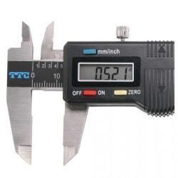 Daniu 6 Inch 150MM Electronic Digital Caliper Ruler Carbon Fiber Composite Vernier
