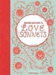 Shakespears Love Sonnets Hardcover