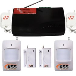 P1 GSM Security Alarm System