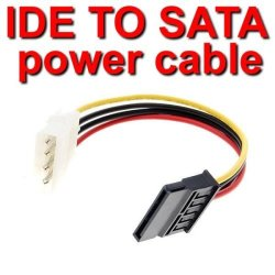 Molex Ide To Sata Power Cable | R | Cables & Switches | PriceCheck SA