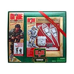 """Gi Joe Anniversary Edition Mountain Troops 12 Action Soldier Figure"""" Toy"""