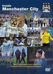 Inside Manchester City Dvd