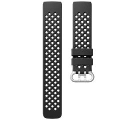 Hole Silicone Band For Fitbit Charge 3