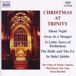Naxos Christmas At Trinity