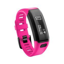 Silicone Strap For Garmin Vivosmart Hr - Pink