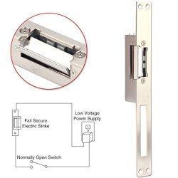Able Sky Electric Strike Lock Zoter Long Type Electric Door Lock For Home  Office Wood Metal Door No Mode Fail Secure Dc 12V Acce | R1415 00 |  Handheld