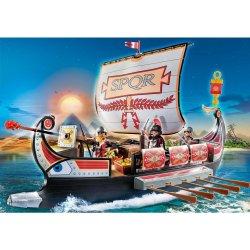 Playmobil Roman Warriors' Ship 5390