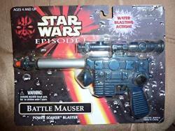 Larami Star Wars Battle Mauser Episode 1 Power Soaker Blaster