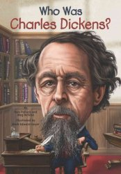 Who Was Charles Dickens? Paperback