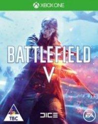 XBOX Battlefield V One