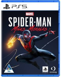 SIEE Marvel's Spider-man: Miles Morales PS5