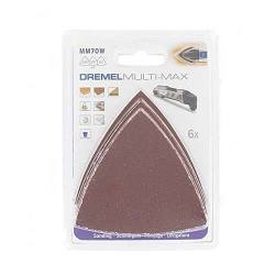 Dremel Multi-max Sanding Paper MM70W