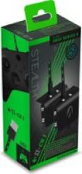 SX-C5 X Twin Play And Charge Battery Packs For Xbox Series X Black
