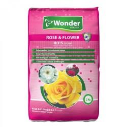 WONDER 2 Kg 8:1:5 Rose & Flower Vitaliser