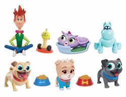 Disney Puppy Dog Pals Deluxe Friends Set