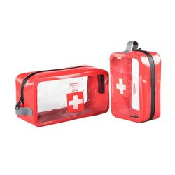 First Aid 5L Bag Medical Bag Portable Camping Transparent Waterproof Survival Medical Storage Bag