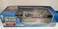 Luke Skywalker's X-wing Fighter W R2-D2 Figure - Star Wars