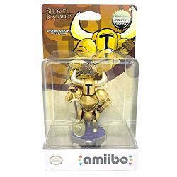 UK Shovel Knight Gold Amiibo Accessory Nintendo