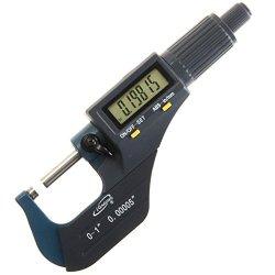 "IGaging 0-1"" Digital Electronic Micrometer W large Display Inch metric"