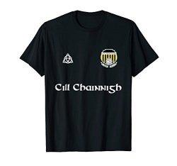 Ireland County GAA Jerseys Kilkenny Cill Chainnigh Gaelic Football Jersey