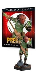 USAB Eaglemoss Alien & Predator Figure Collection 26: Homeworld Predator From Predator Resin Figurine