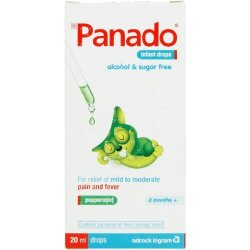 Panado Infant Drops 20ML