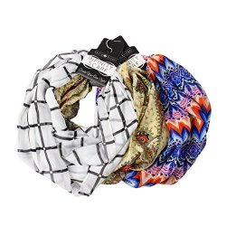 Infinity Scarf 3-PACK Set