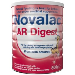 Novalac AR Digest Instant Formula 800g
