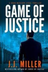 Game Of Justice Paperback