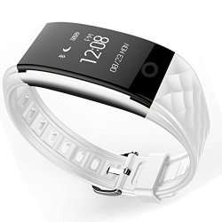 Dragon Hub Wristlet S2 Dynamic Heart Rate Pedometer Monitor Sleep Movement Remote Control Remind Mul