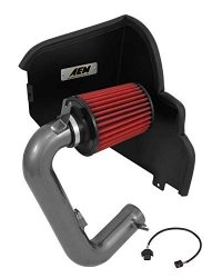 AEM 21-732C Cold Air Intake System With Dry Filter For Subaru Wrx 2.0L