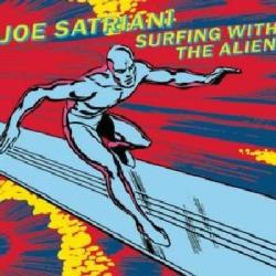 Joe Satriani Surfing With The Alien Remastered CD