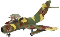 Model Rectifier Corp. Mrc Easy Model MIG-15UTI RED54 Russian Air Force AUG-80