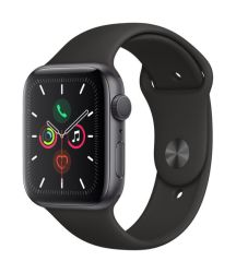 Apple Watch Series 5 44MM Gps Only Space Grey Aluminium Case