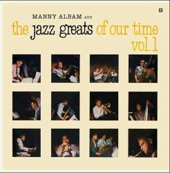 Manny Albam - And The Jazz Greats Of Our Time Vol. 1 Vinyl