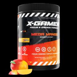 600G X-tubz Mega Mango Energy Drink And Vitamin Supplement