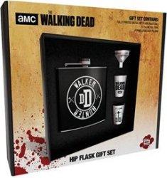 THE WALKING DEAD - Walker Hunter Hip Flask Gift Set