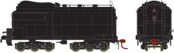 USA Athearn Ho 4-6-6-4 Tender Coal Up Early Black Unlettered