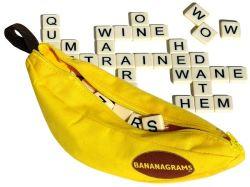 Bananagrams Word Board Game