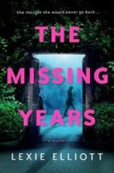 The Missing Years Paperback Main