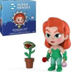 Funko 5 Star: Dc Super Heroes - Poison Ivy Vinyl Figurine