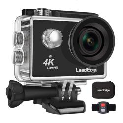 Leadedge LE5000 Action Camera Ultra HD 4K 30FPS 1080P 60FPS 720P 120FPS  16MP Wifi Waterproof Dv Sports Video Cameras Underwater | R1209 00 | FM/AM
