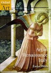 Art In Renaissance Italy 1350-1500 paperback New Ed