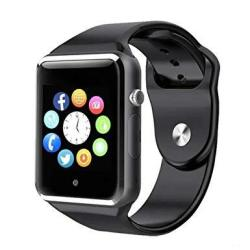 Janker Smart Watch in Black