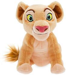 "USA Disney Nala Plush The Lion King MINI Bean Bag 6 1 2"""