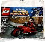 LEGO Super Heroes Robin And Redbird Cycle 30166