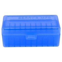 Berry's 403 Blue Ammo Box 38 357 50RD